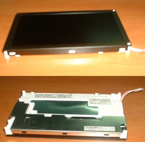 Toshiba 5.8inches (TFD58W01-F)