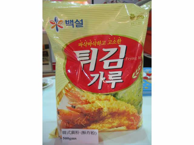 (1KG)Korean wrapped powder (fried flour) (1KG)