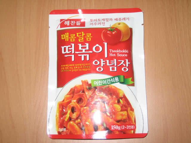 韓式辣炒年糕醬(150g)
