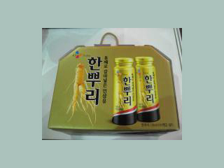 Korean white ginseng liquid drink (120g)