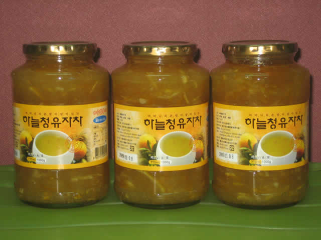 Korean Honey Citron Tea (1KG )