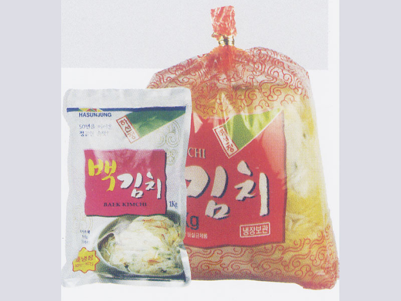 Authentic Korean Kimchi (new products show)